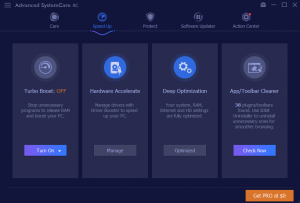 Advanced SystemCare Crack 13.7.0.303 Pro With Key 2020 Download
