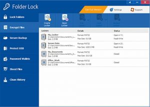 Folder Lock Crack 7.8.5 Full With Activation Key 2021 Free Download