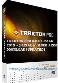Traktor Pro 3.3.0 Crack 2020 + Serial Number Free Download {Updated]