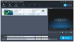 Aiseesoft Video Converter Crack Full 10.0.22 + Key Free 2020 {Ultimate}