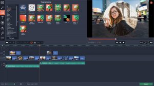 Movavi Video Editor Crack 21.0.1 With Key 2020 Free Download