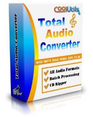 CoolUtils Total Audio Converter Crack 5.3.0.236 Key + Keygen 2020 Download
