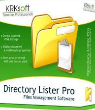 Directory Lister Crack + Pro 2.42 Key 2021 Free Download