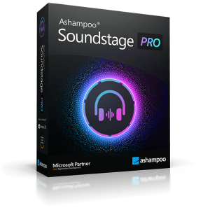 Ashampoo Soundstage Pro 1.0.3 Key + 2020 Free Version Download