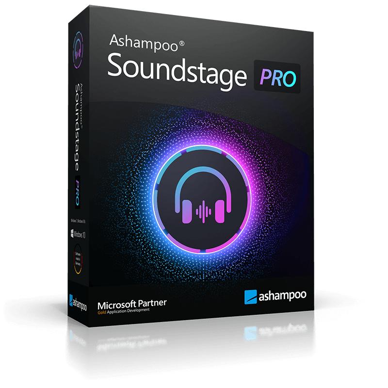 Ashampoo Soundstage Pro 1.0.2 Key + 2020 Free Version Download