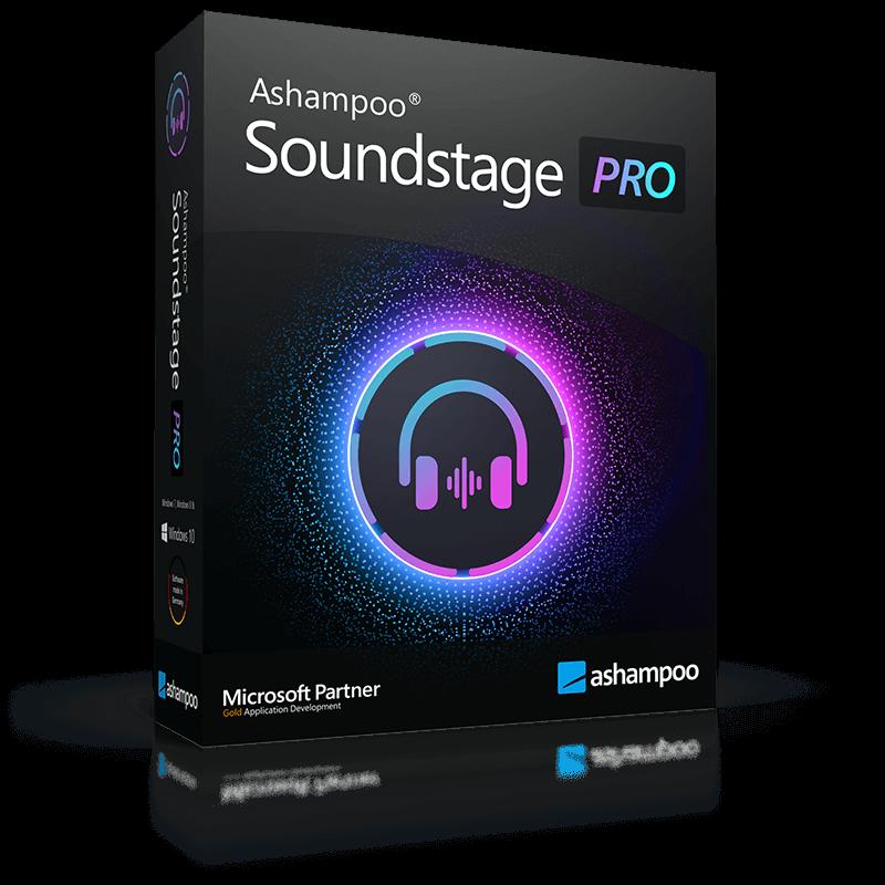 Ashampoo Soundstage Pro 1.0.3 Key + 2021 Free Version Download
