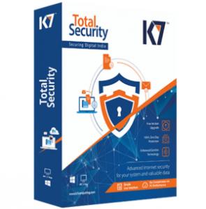 K7 Total Security 16.0.0378 Crack 2021 With keygen Free Download