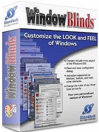 WindowBlinds 10.85 Crack + Free Download